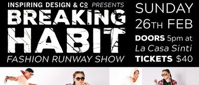 Breaking Habit Fashion Runway