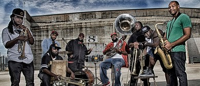 The Hot 8 Brass Band with The Mouldy Lovers