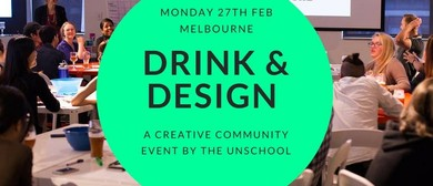 Unschool Drink and Design Night
