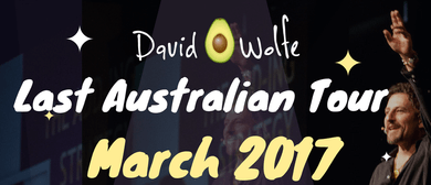 David Wolfe Australian Tour – 3-Day Seminar