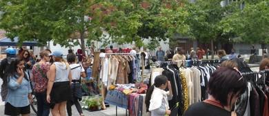 Brunswick Street Market, Rag Trade and Recycle Market