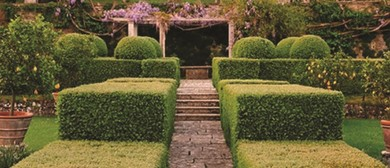 Italian Garden Design – Illustrated Lecture