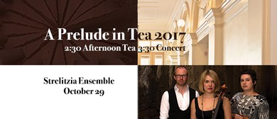 Strelitzia Ensemble – A Prelude In Tea Concert
