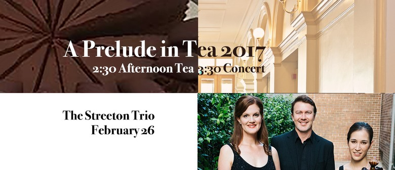 The Streeton Trio – Vienna Congress – Prelude In Tea Concert