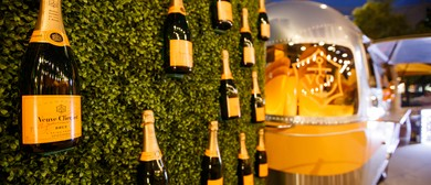 Veuve Clicquot Lawn Featuring Tommy Collins