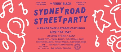 Sydney Road Street Party 2017