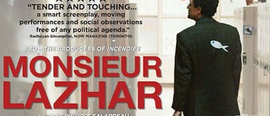 French Film Night – Monsieur Lazhar