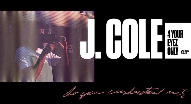 J cole tour dates in Brisbane