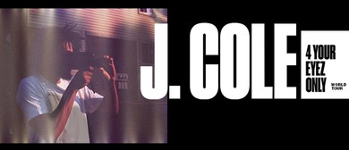 J. Cole – 4 Your Eyez Only World Tour