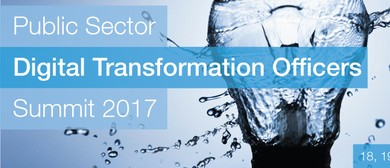 Public Sector Digital Transformation Officers Summit 2017
