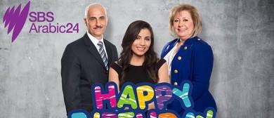 SBS Arabic24 First Birthday Celebration