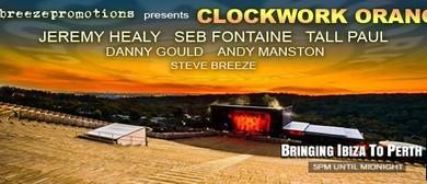Clockwork Orange – Bring Ibiza to Perth
