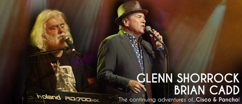 Glenn Shorrock and Brian Cadd Australian Tour