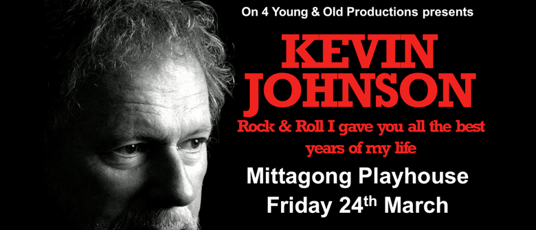 Kevin Johnson – The Man and His Music