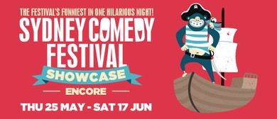 Sydney Comedy Festival – Encore Showcase
