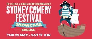 Sydney Comedy Festival – Encore Showcase