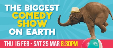 The Biggest Comedy Show On Earth