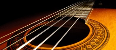 Evening Concert Series – Guitarissimo