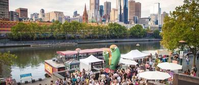 River Graze – Melbourne Food and Wine Festival 2017