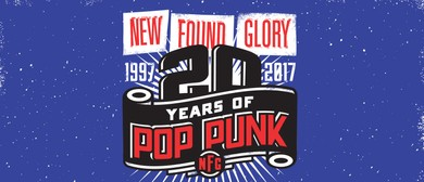 New Found Glory – 20 Years Of Pop Punk Tour
