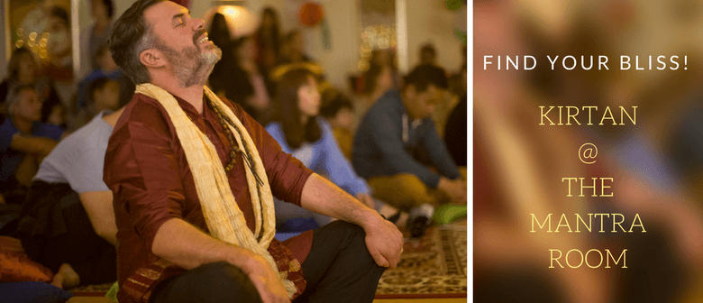 Find Your Bliss - Kirtan at the Mantra Room