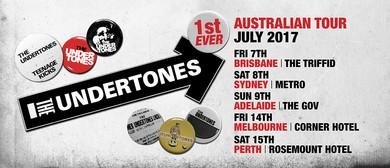 The Undertones Australian Tour