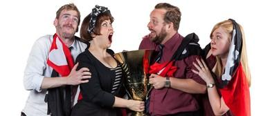 Melbourne International Comedy Festival – The Big Hoo Haa!