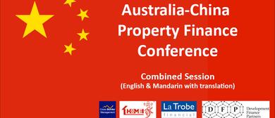 Australia-China Property Finance Conference