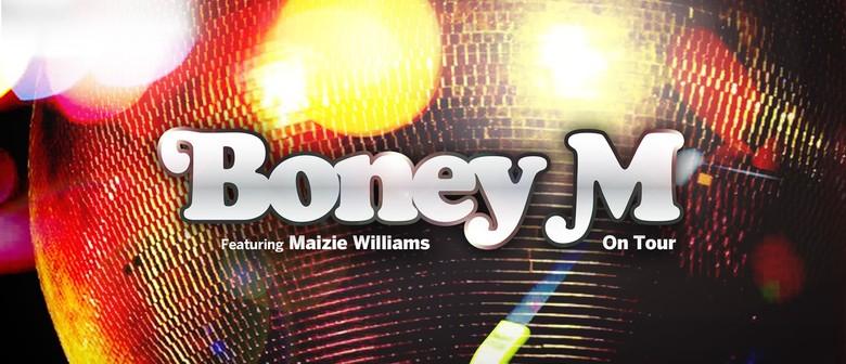 Boney M Australian Tour