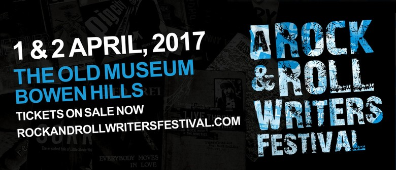A Rock and Roll Writers Festival