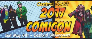 Central Coast 2017 Comicon