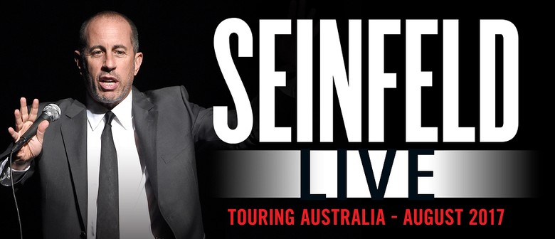 Jerry Seinfeld Live: SOLD OUT