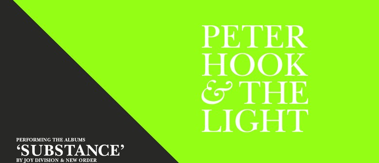 Peter Hook and The Lights