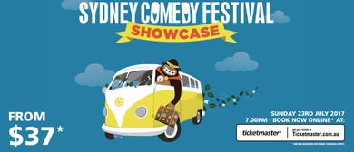 Sydney Comedy Festival – Showcase Tour