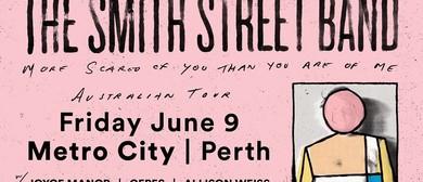 The Smith Street Band Australian Tour
