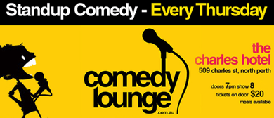Comedy Lounge at Charles