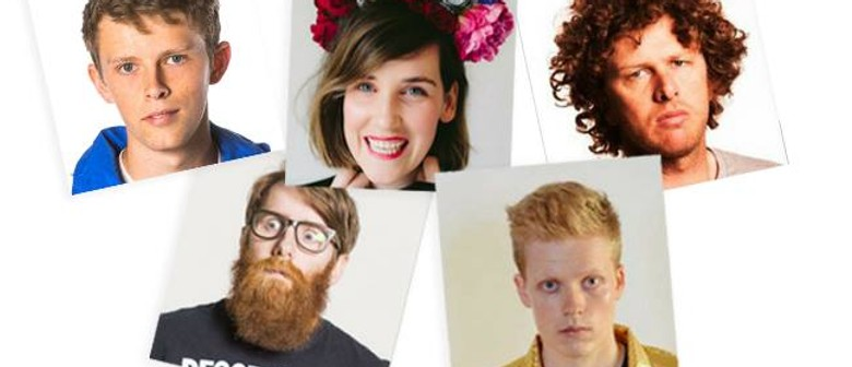 Canberra Comedy Festival – Amazing Travelling Comedy Tour