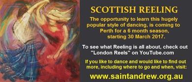 Scottish Reeling