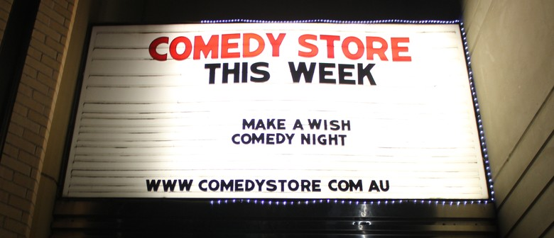 Make a Wish Comedy Night