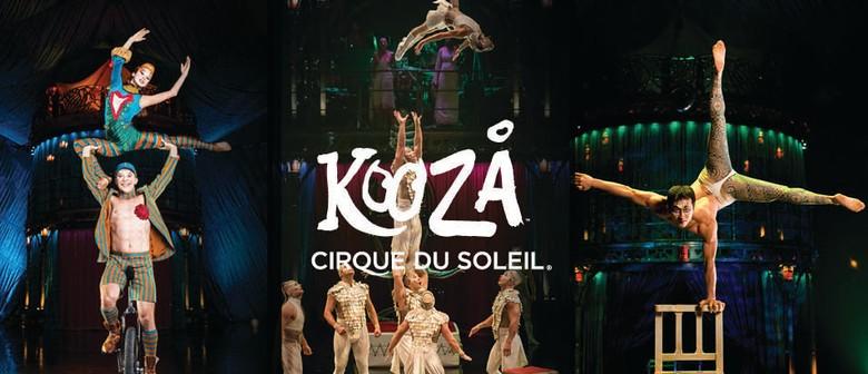 Cirque Du Soleil – Kooza
