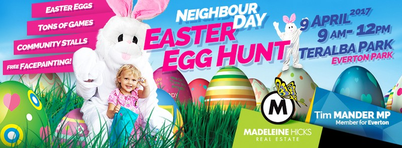 What date is easter on in Brisbane