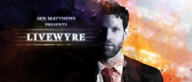 LiveWyre Album Launch