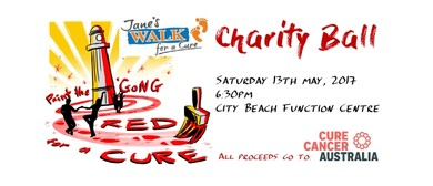 Paint the Gong Red – Charity Ball