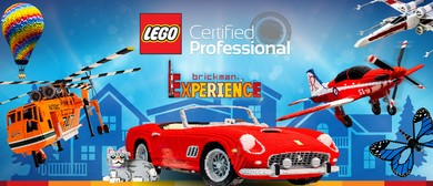 Brickman Experience - LEGO Exhibition Newcastle