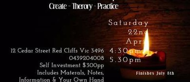 12 Week Rune Work Shop