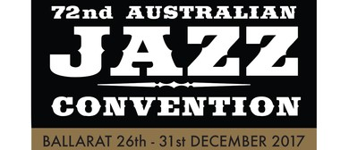 72nd Australian Jazz Convention