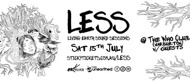 Living Earth Sound Sessions