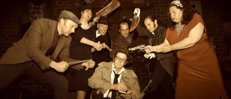 And Then There Were Not As Many – A Comic Murder Mystery