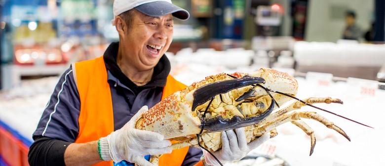 Sydney Fish Market Easter Celebration