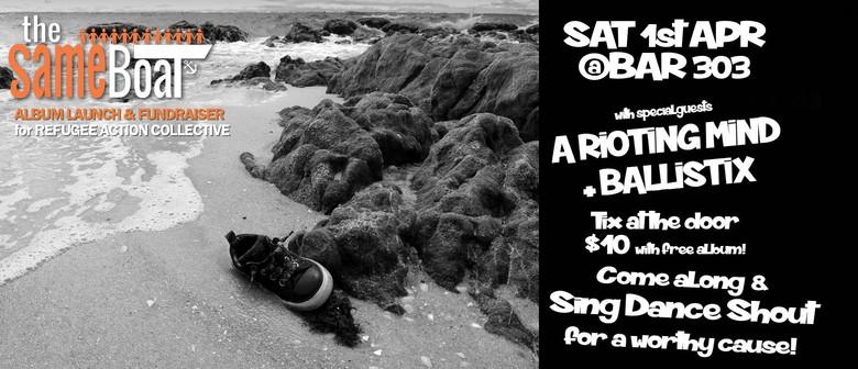The Same Boat - Album Launch & Fundraiser